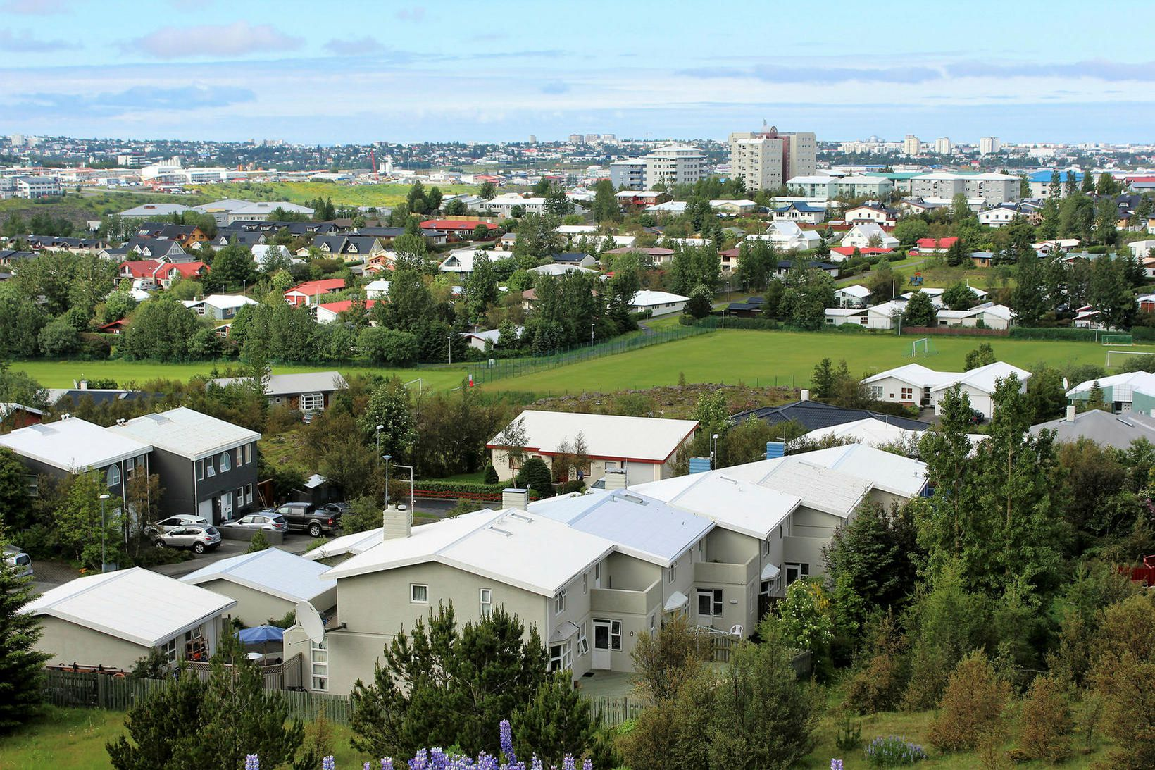 Reykjavík fékk fleiri stig en Helsinki, Ósló og Stokkhólmur. Horft …