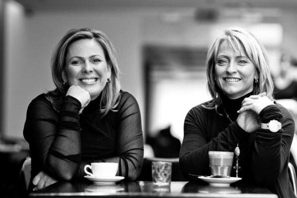 Halla Tómasdóttir og Kristín Pétursdóttir, stofnendur Auður Capital