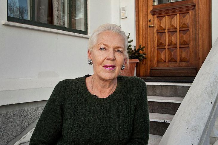 Margrét Dórothea Sigfúsdóttir, skólameistari Hússtjórnarskólans