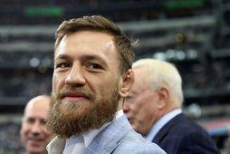 Conor McGregor hefur verið handtekinn oftar en einu sinni á þessu ári.