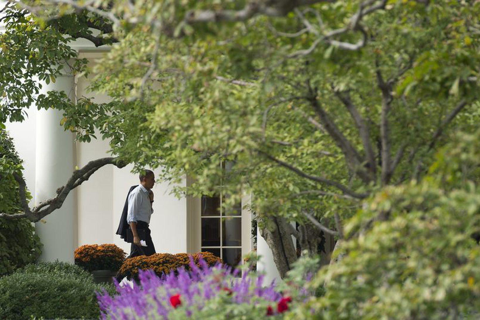 Barack Obama forseti Bandaríkjanna