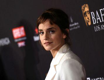 Leikkonan Emma Watson tók þátt í stofna Réttlætis-og jafnréttissjóð Bretlands sem er ætlað að styðja ...