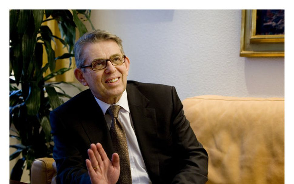Björn Bjarnason.
