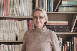 Rut Káradóttir er einn virtasti innanhússarkitekt landsins.