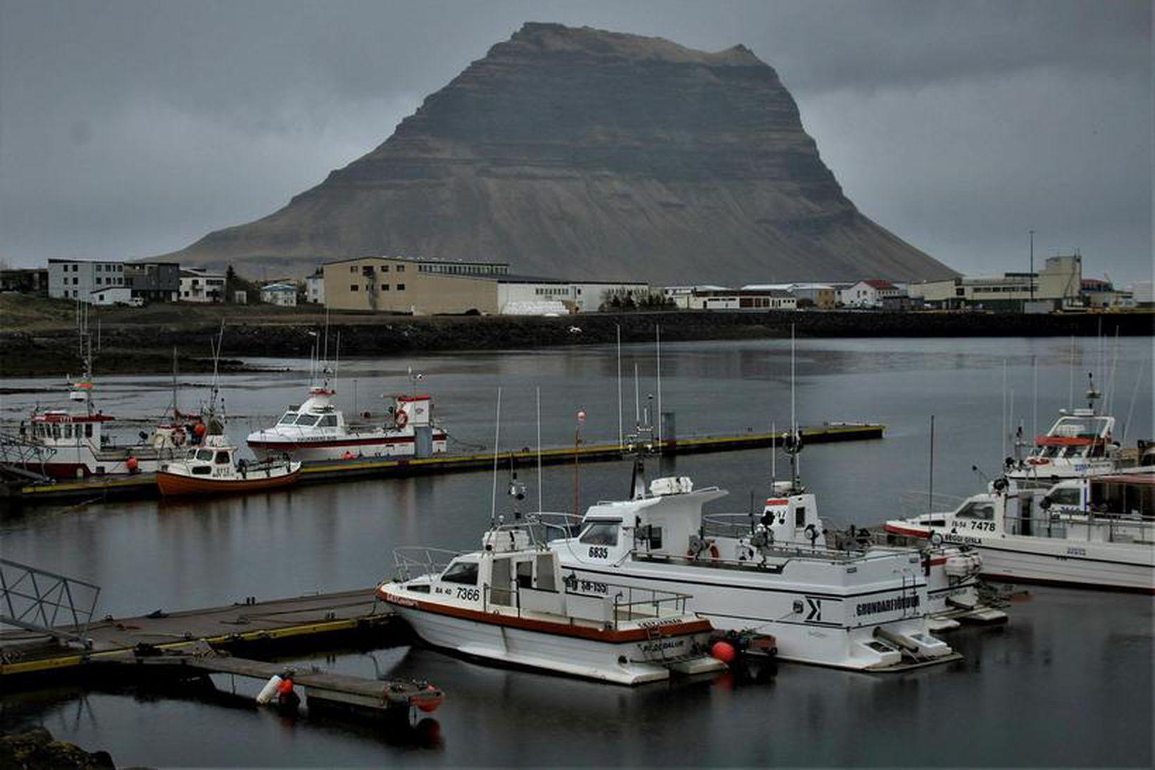 Fjölgun ferðafólks hefur áhrif á húsnæðismarkaðinn í Grundarfirði.