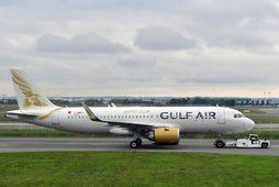 Airbus A321.
