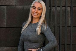 María Lena er að opna búð með eigin íþróttafatamerki, M Fitness Sportswear.
