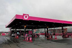 Skeljungur rekur m.a. bensínstöðvar undir merkjum Orkunnar á Íslandi.