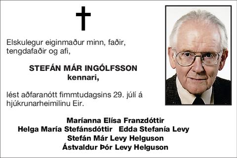 Stefán Már Ingólfsson