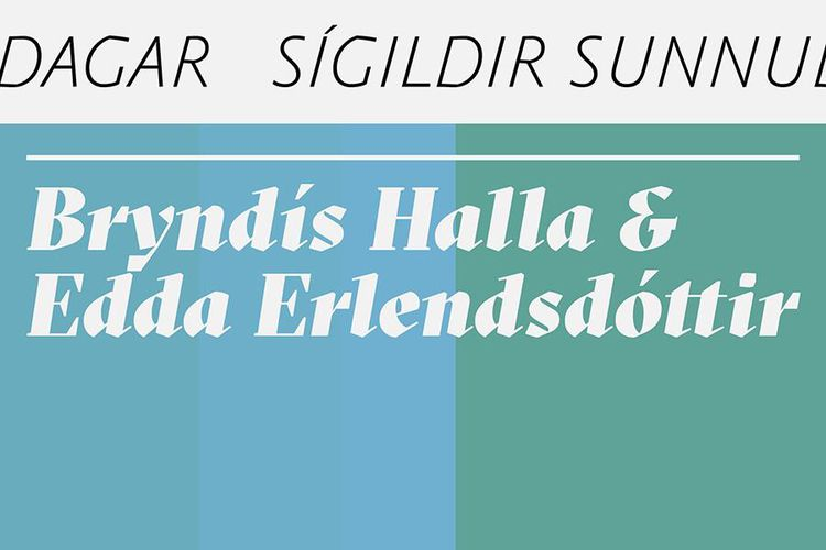 Bryndís Halla og Edda Erlendsdóttir - Classical Sundays