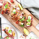 Mest spennandi taco uppskrift síðari ára