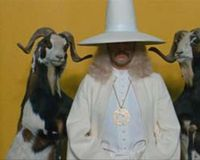 The Holy Mountain, in which the director himself plays an alchemist, is undoubtedly Jodorowsky's most famous film.