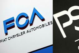Fiat Chrysler (FCA) og Peugeot Citroen (PSA) spila á samlegðaráhrif samnýtingar íhluta og bíltækni.