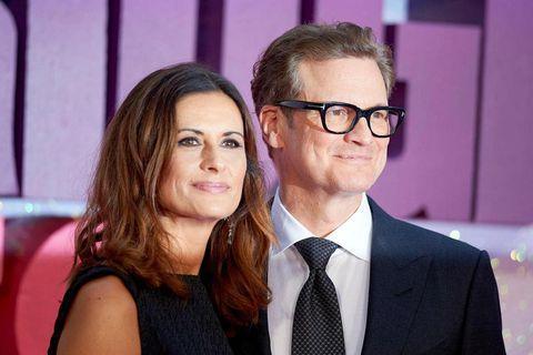 Livia Firth og Colin Firth standa í skilnaði.