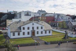 Heildareignir ríkisfyrirtækja árið 2019 námu um 5.293 milljörðum króna.