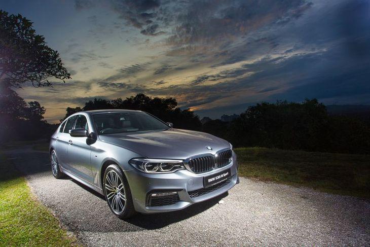 BMW 5 serían