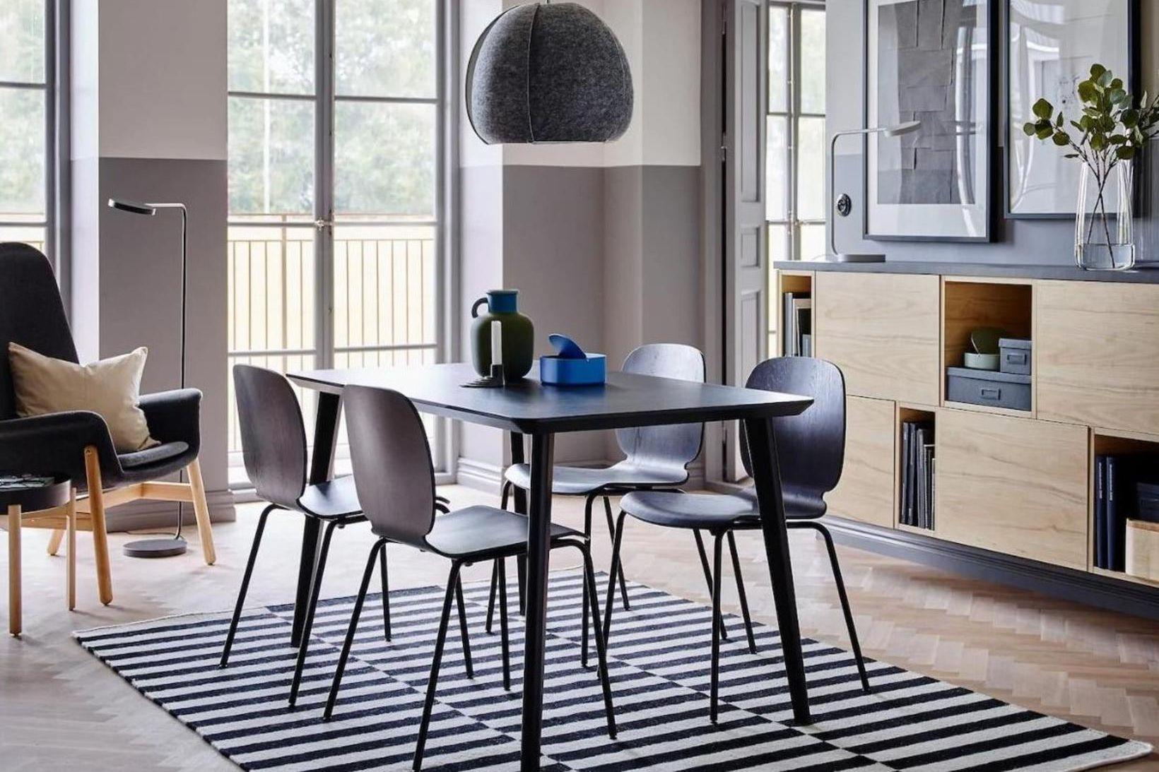 Ikea er með allt á hreinu og hér með vel …