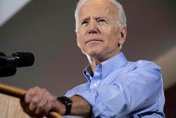 Joe Biden, fyrrverandi varaforseti Bandaríkjanna, hefur ágætistekjur.