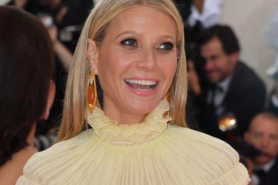 Gwyneth Paltrow er mikið fyrir dagbækur. Hún mælir með að ...