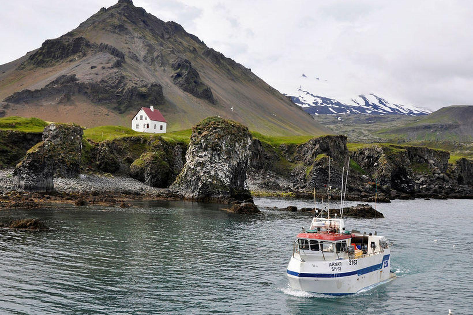 Á morgun er líklega síðasti séns að stunda strandveiðar og …