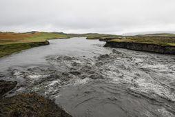 Skaftárhlaup hefur staðið yfir síðan 1. september.