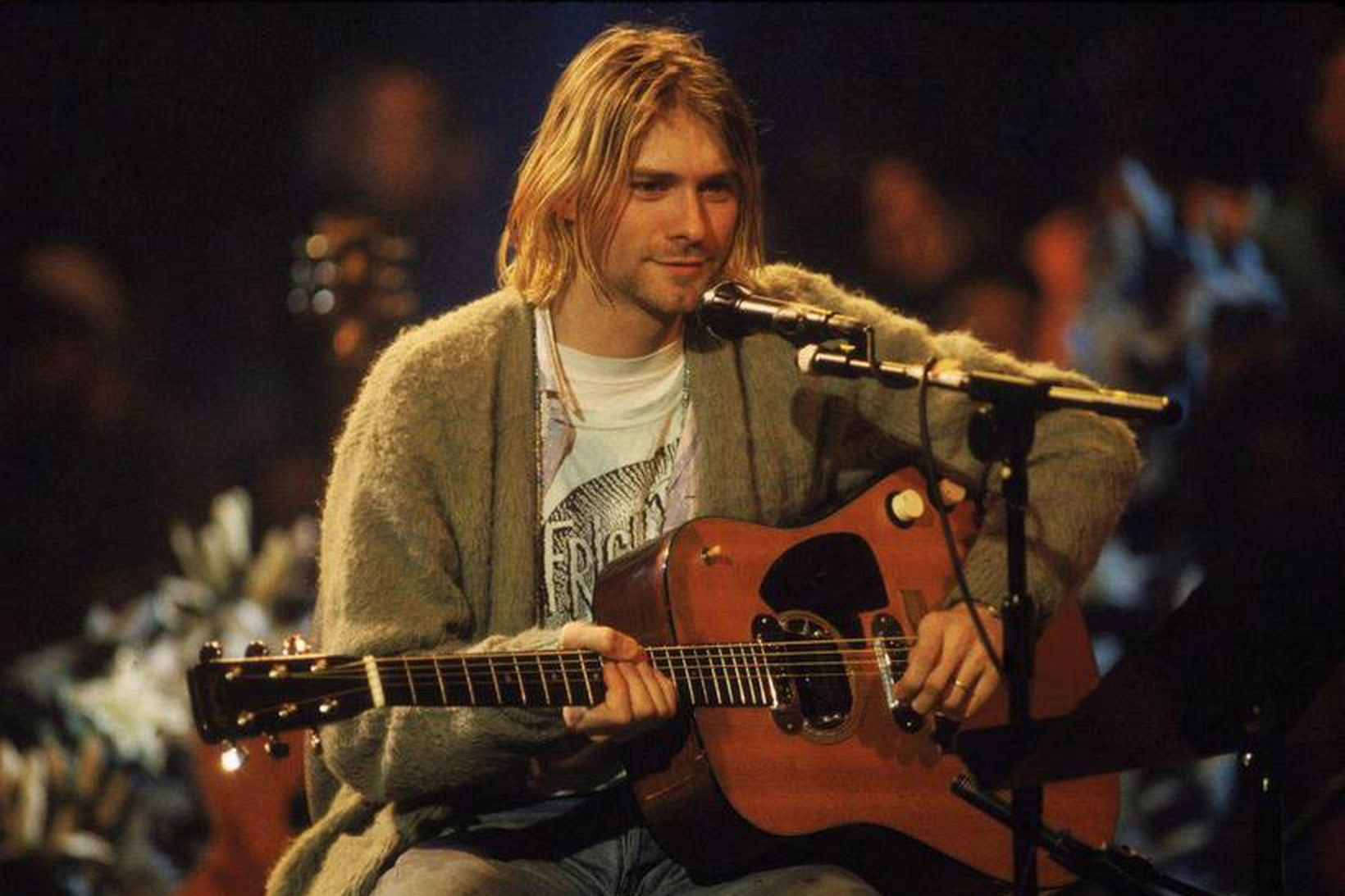 Hús sem Kurt Cobain og Courtney Love áttu heima í …