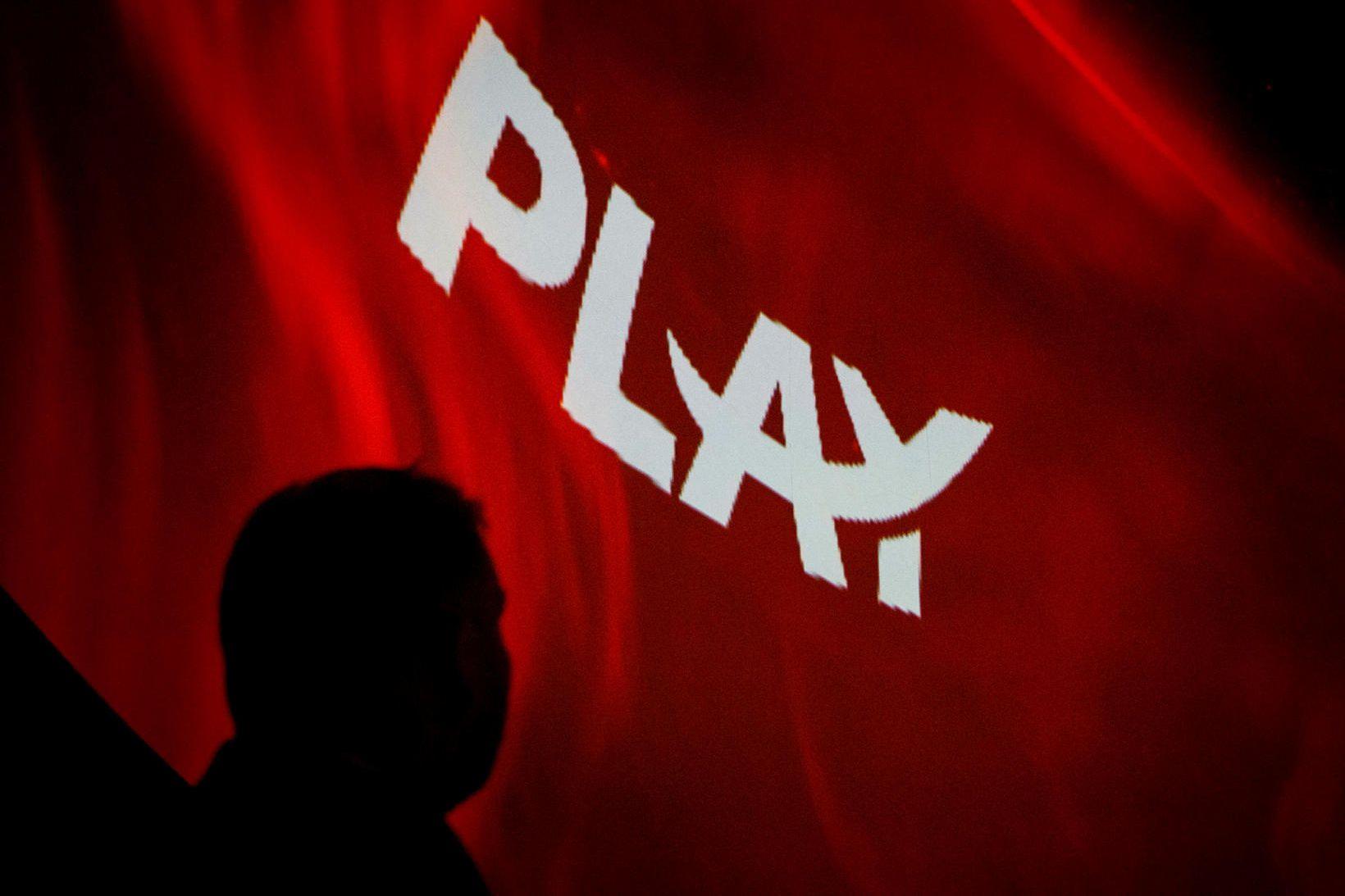 Frá blaðamannafundi í gær þar sem Play var kynnt til …