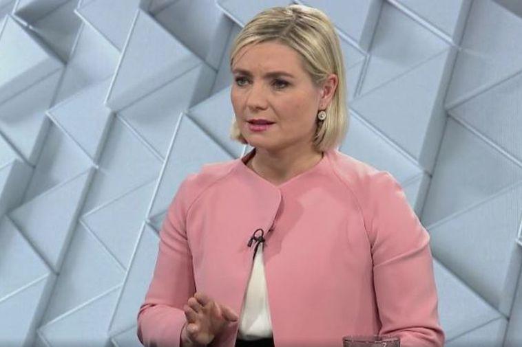 Awful misogynistic remarks were made about Minister Alfreðsdóttir in the Klaustur bar conversation that was …