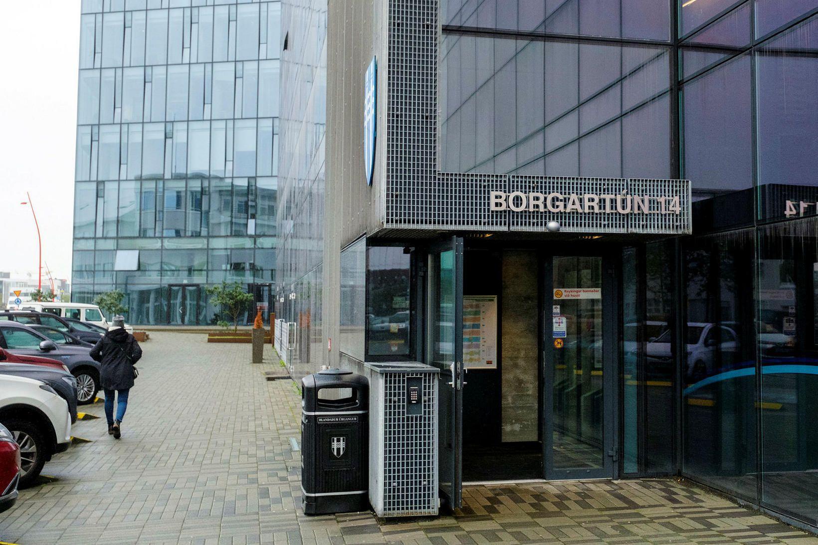 Þjónustu- og nýsköpunarsvið borgarinnar er til húsa í Borgartúni.