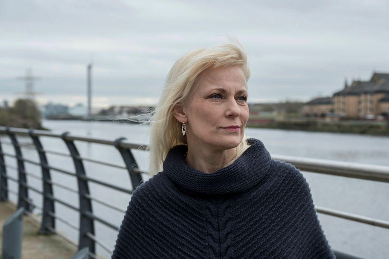 Eva Hauksdóttir veit enn ekki hvað kom fyrir son hennar …
