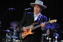 Bob Dylan er heimsþekktur tónlistarmaður.
