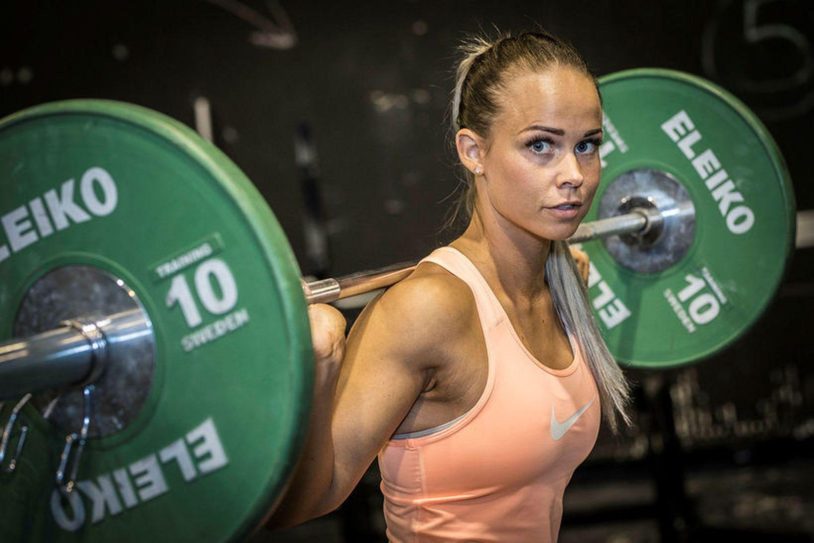 Kristbjörg Jónasdóttir.