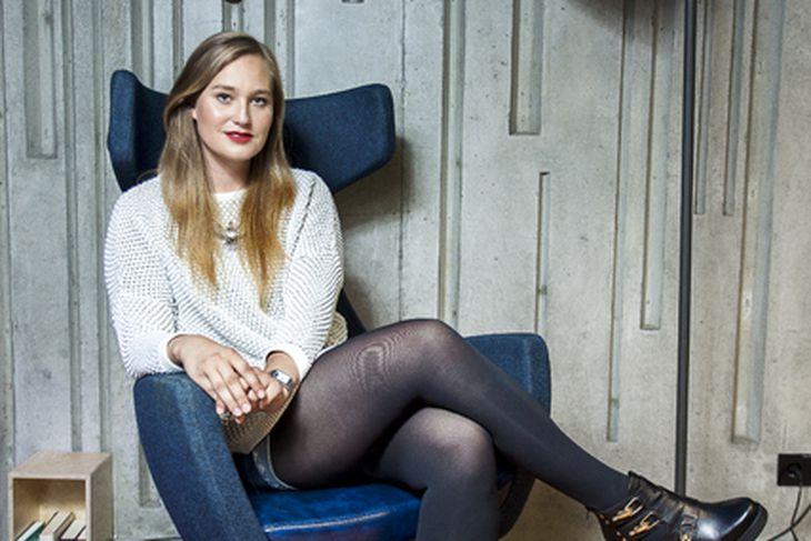 María Rut Kristinsdóttir, varaformaður Samtakanna 78