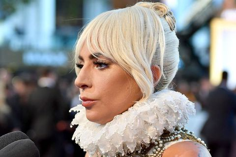 Ladý is a name derived from the English word Lady, and who knows, possibly Lady Gaga was an inspiration.