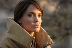 Angelina Jolie leikur í kvikmyndinni Those Who Whish Me Dead sem sýnd er um þessar …