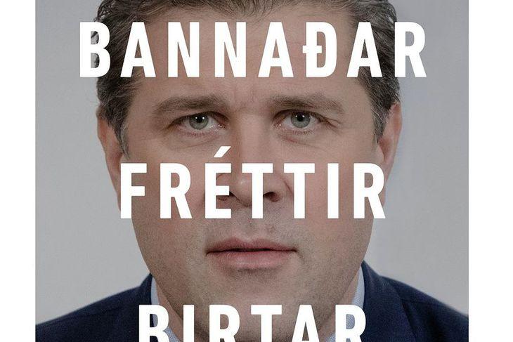 Forsíða nýjasta tölublaðs Stundarinnar.