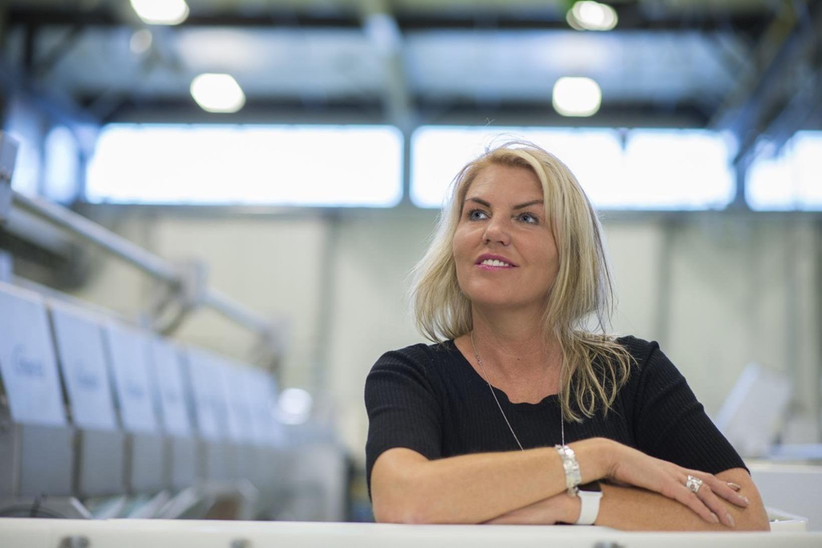Berta Daníelsdóttir hættir sem framkvæmdastjóri Sjávarklasans og tekur 1. september …
