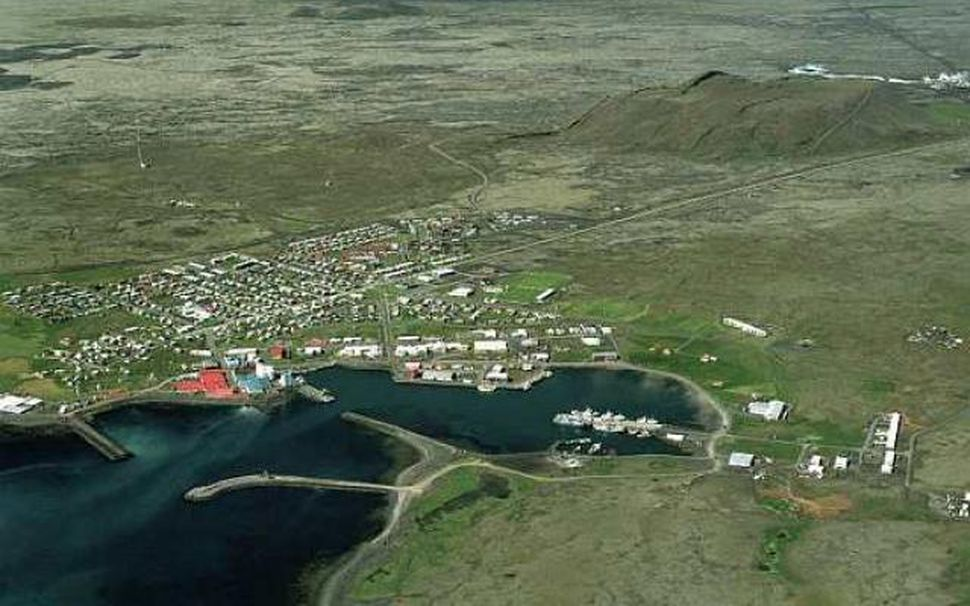 Grindavík.