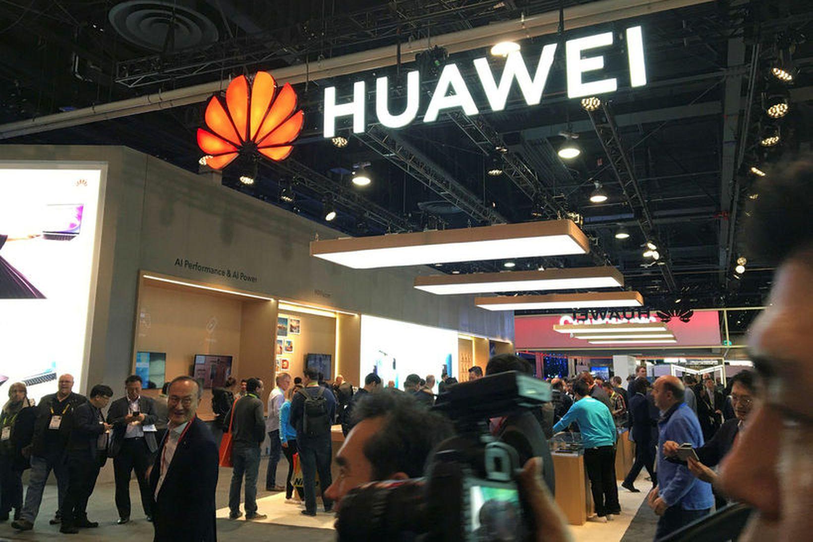 Huawei gæti brátt sætt ákæru í Bandaríkjunum fyrir hugverkastuld, samkvæmt …