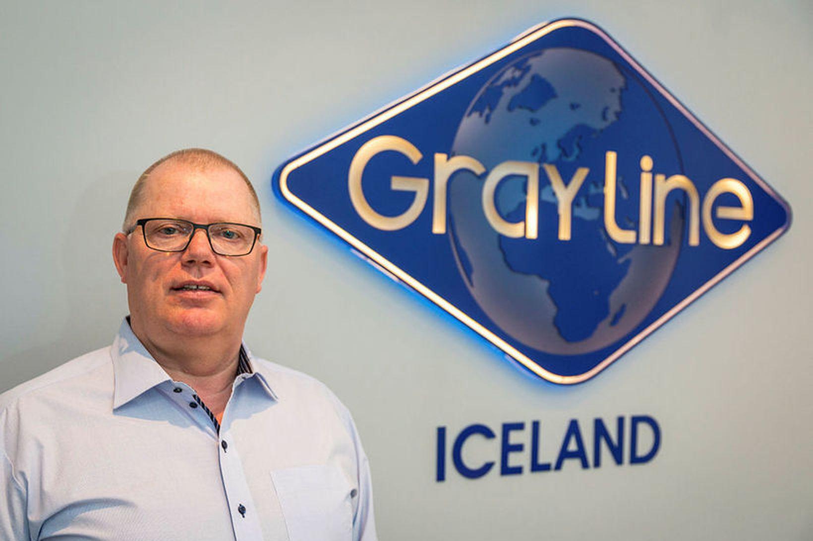 Þórir Garðarsson, stjórnarformaður Allrahanda, segir sameiningaráform koma til vegna erfiðari …
