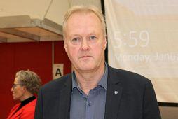Fannar Jónasson, bæjarstjóri í Grindavík.