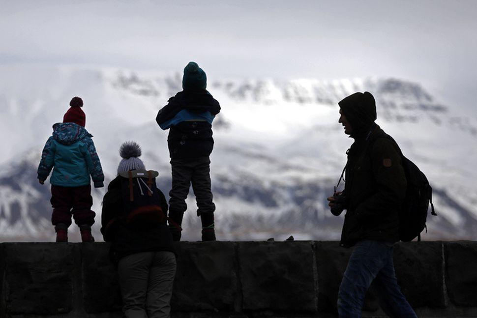 Helstu niðurstöður rannsóknarinnar eru að mikill meirihluti foreldra er sammála ...
