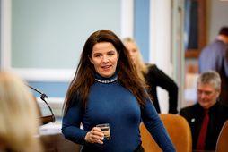 Helga Vala Helgadóttir formaður velferðarnefndar.