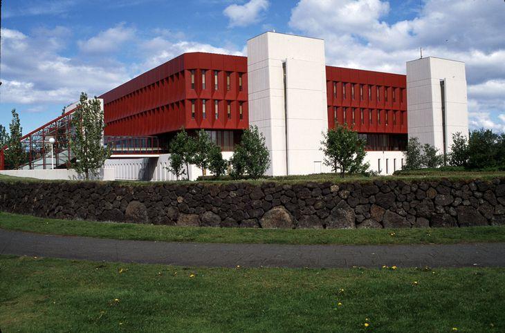 Þjóðarbókhlaðan
