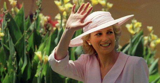 Díana prinsessa dvaldi á Carlyle-hótelinu þegar hún fór til New York.