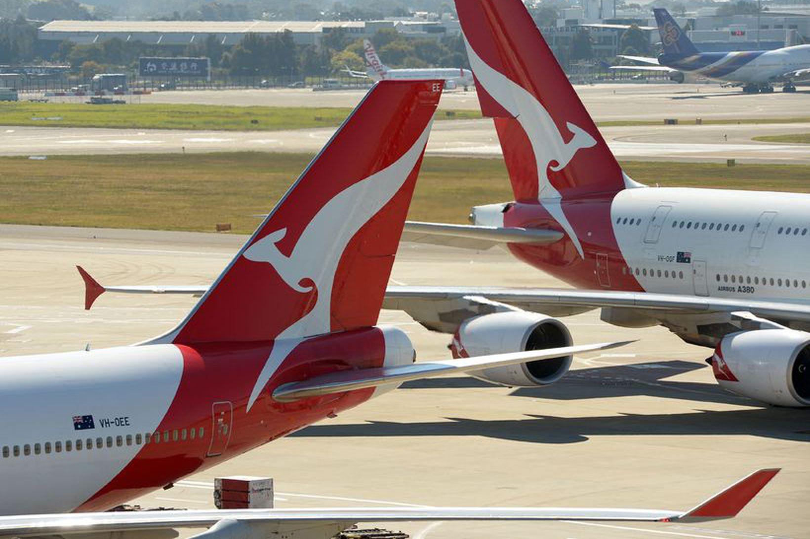 Qantas er öruggasti kosturinn fyrir ferðalög ársins 2021.