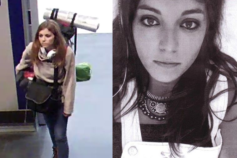 Police are looking for Louise Soreda, last seen on July 5th in Iceland.