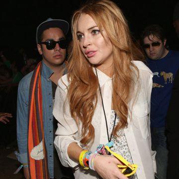 Lindsay Lohan komst fljótt til meðvitundar aftur eftir að sjúkraliðar komu á hótelið þar sem ...