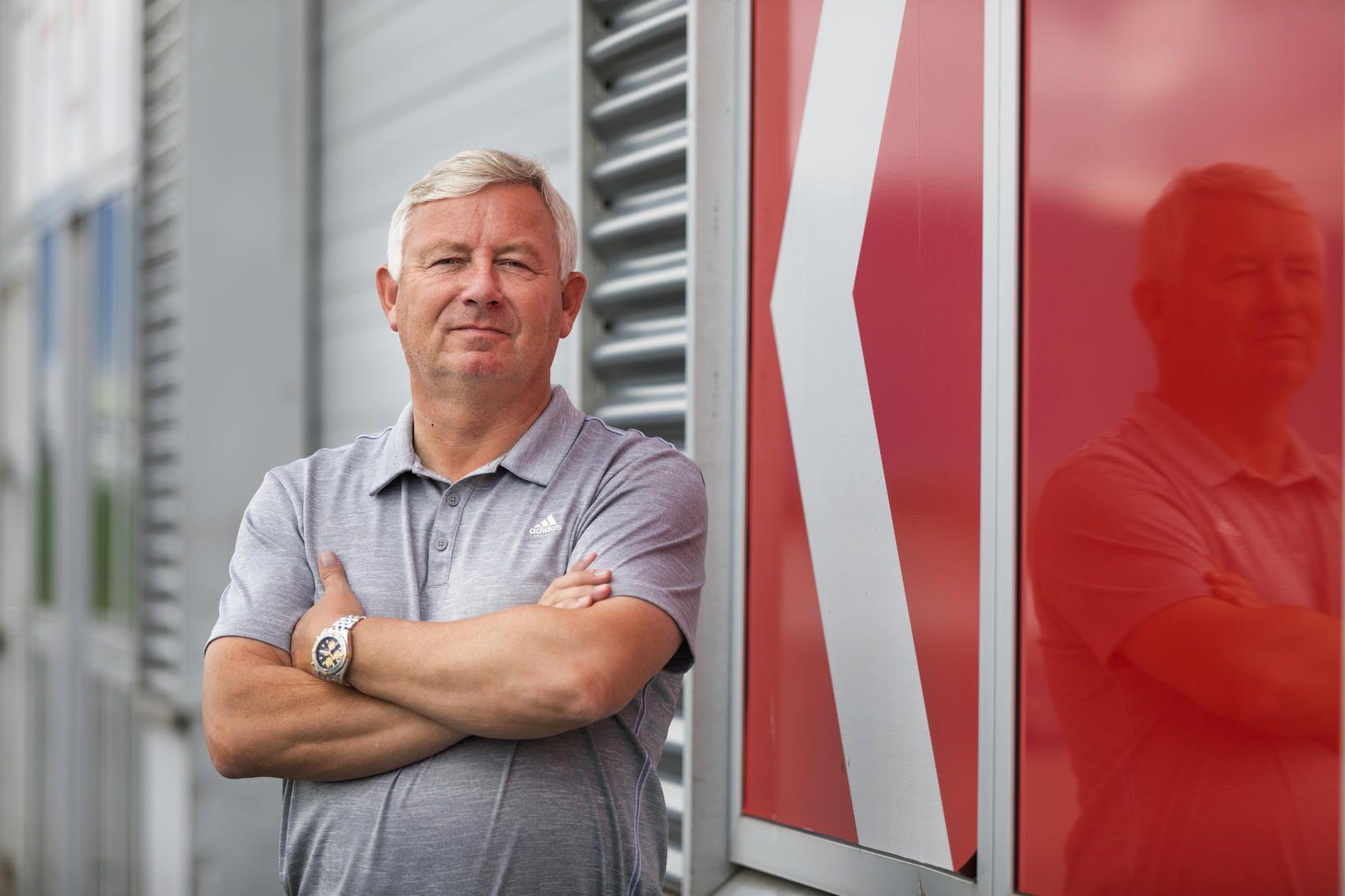 Hermann Guðmundsson er forstjóri Kemi.