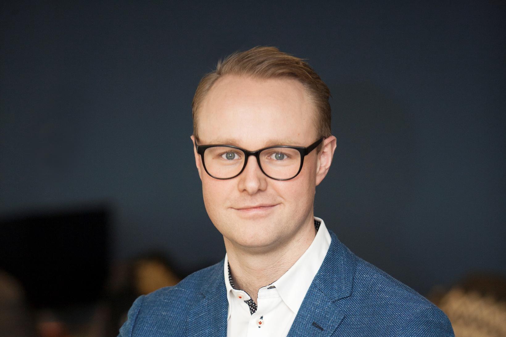 Ólafur Örn Nielsen hefur verið ráðinn aðstoðarforstjóri Opinna kerfa.